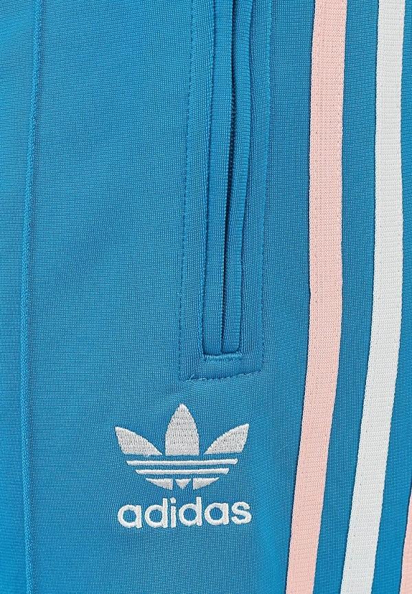 Женские спортивные брюки Adidas Performance (Адидас Перфоманс) Z37641: изображение 2