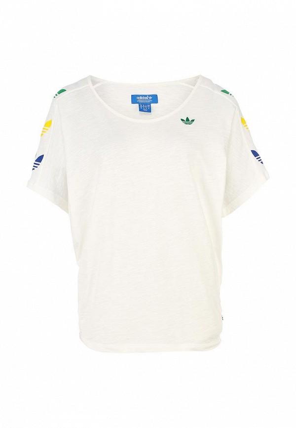 Спортивная футболка Adidas Originals (Адидас Ориджиналс) G84773: изображение 1