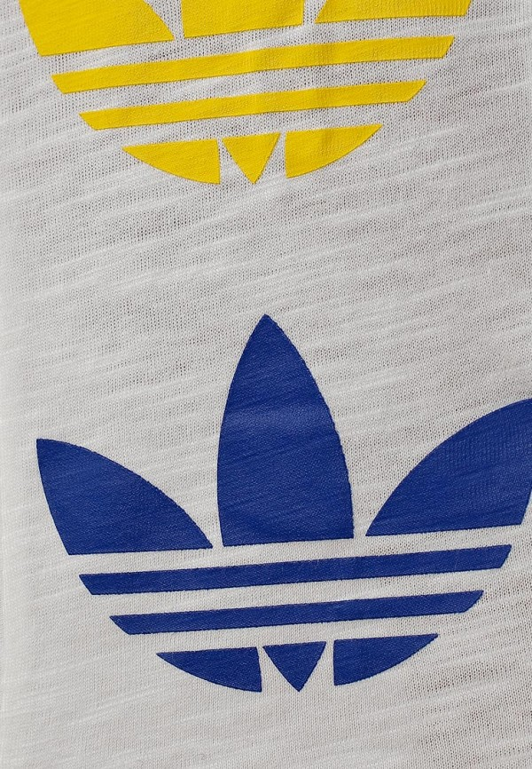Спортивная футболка Adidas Originals (Адидас Ориджиналс) G84773: изображение 4