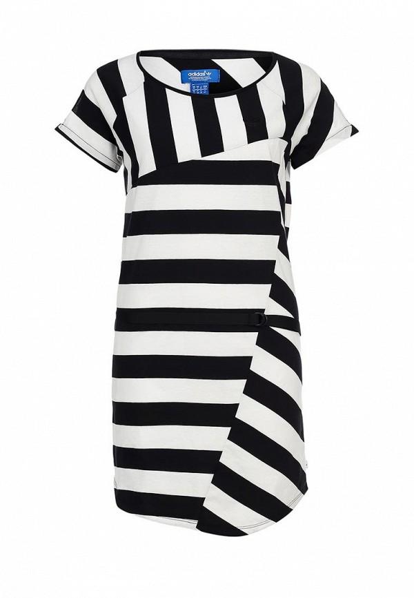Платье-мини Adidas Originals (Адидас Ориджиналс) Z34889: изображение 1
