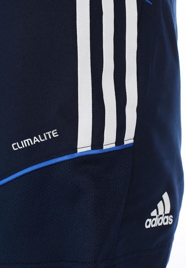 Женские спортивные шорты Adidas Performance (Адидас Перфоманс) X13205: изображение 4