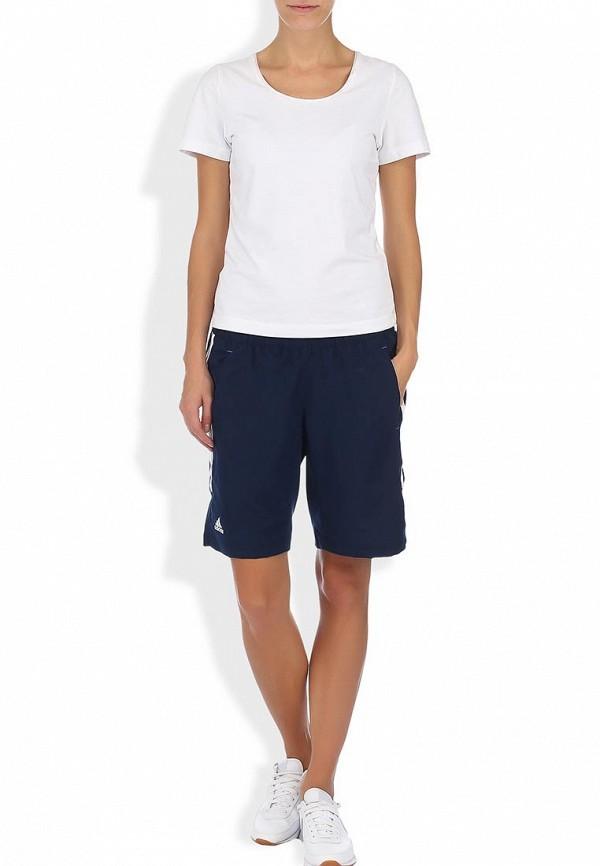 Женские спортивные шорты Adidas Performance (Адидас Перфоманс) X13205: изображение 6