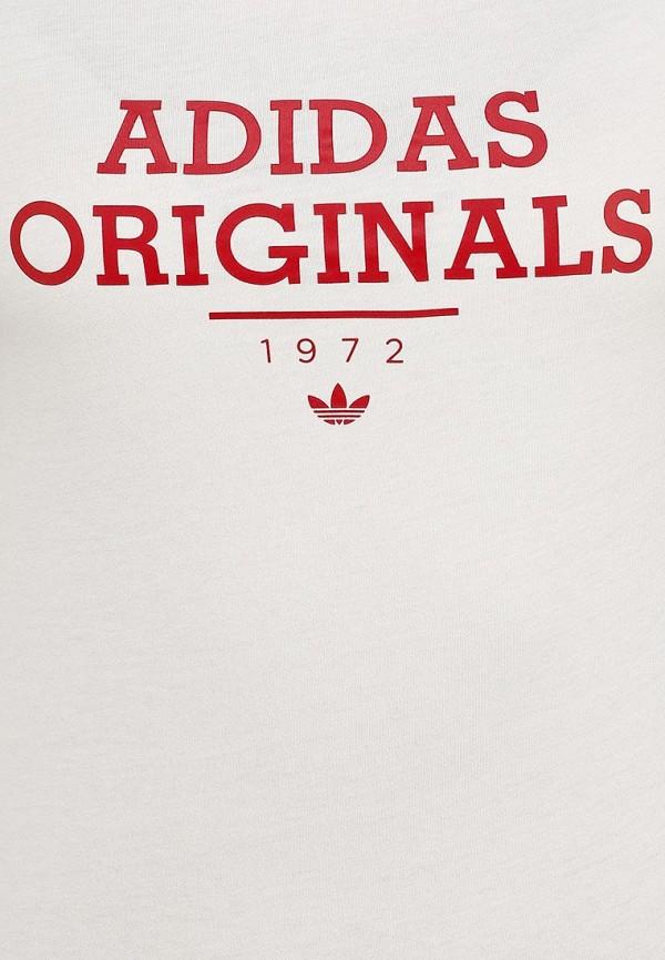 Футболка с коротким рукавом Adidas Originals (Адидас Ориджиналс) F77634: изображение 2