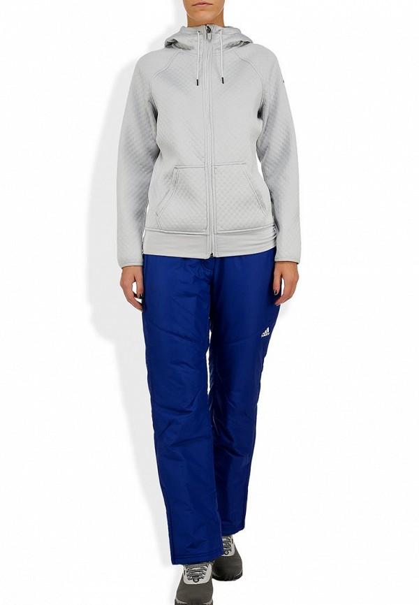 Женские утепленные брюки Adidas Performance (Адидас Перфоманс) G74933: изображение 6