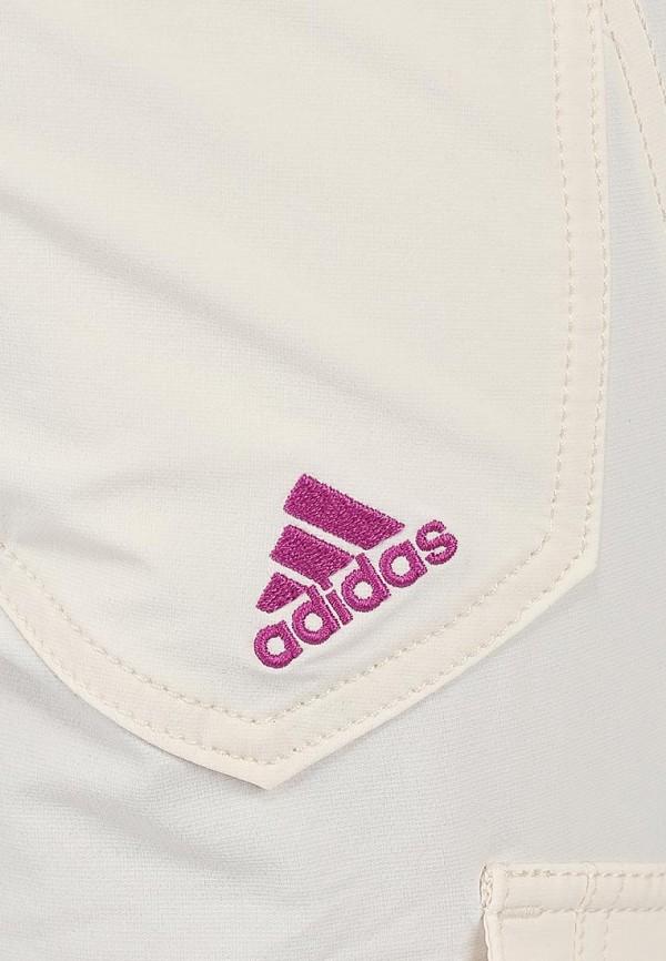 Женские зауженные брюки Adidas Performance (Адидас Перфоманс) Z09811: изображение 4