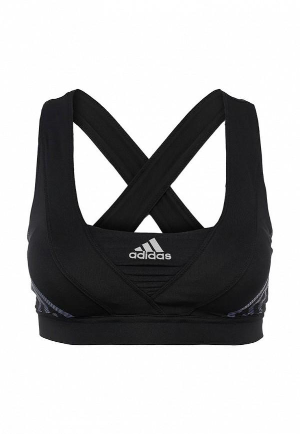 Спортивный топ Adidas Performance (Адидас Перфоманс) X18262: изображение 1