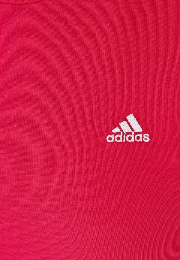 Спортивная футболка Adidas Performance (Адидас Перфоманс) F50705: изображение 2