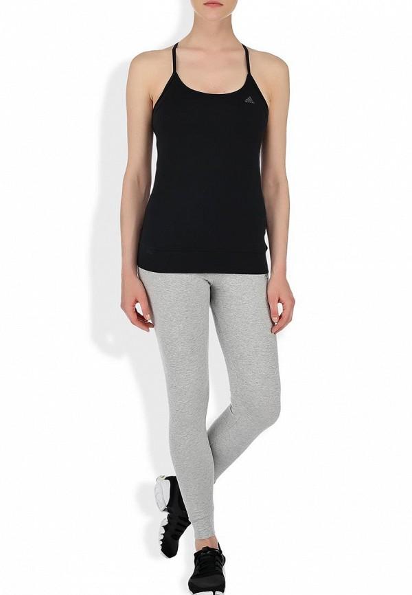 Женские спортивные брюки Adidas Performance (Адидас Перфоманс) Z32432: изображение 4