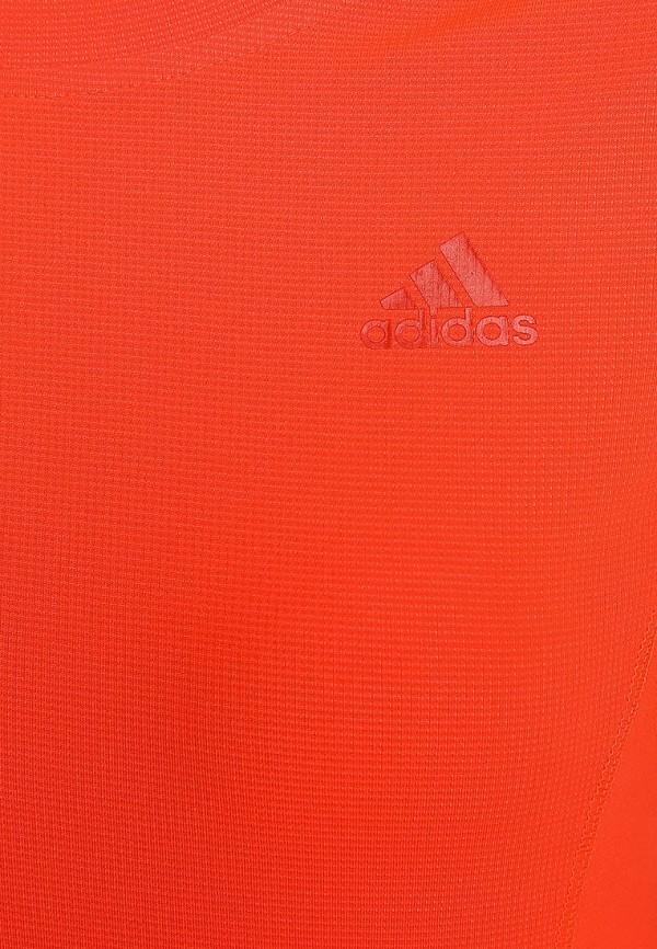 Футболка с длинным рукавом Adidas Performance (Адидас Перфоманс) G89542: изображение 3