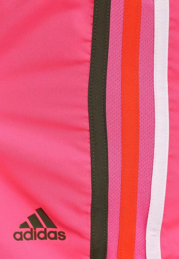 Женские спортивные шорты Adidas Performance (Адидас Перфоманс) F93670: изображение 3