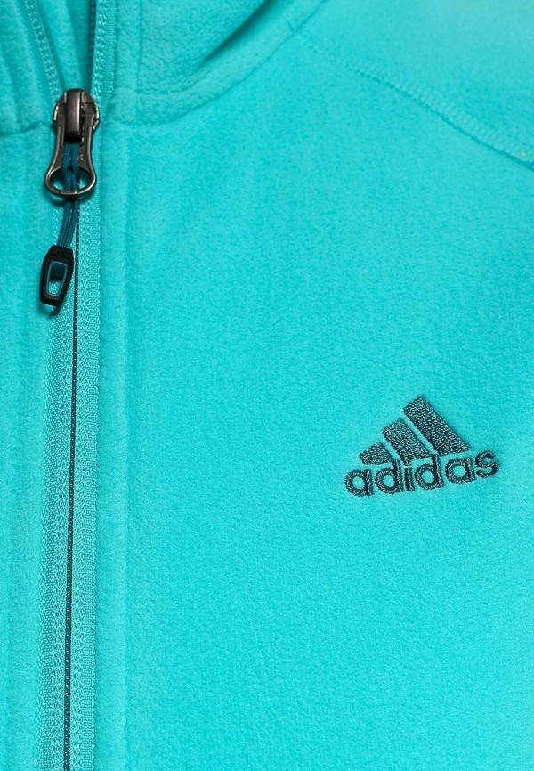 Олимпийка Adidas Performance (Адидас Перфоманс) F88665: изображение 3