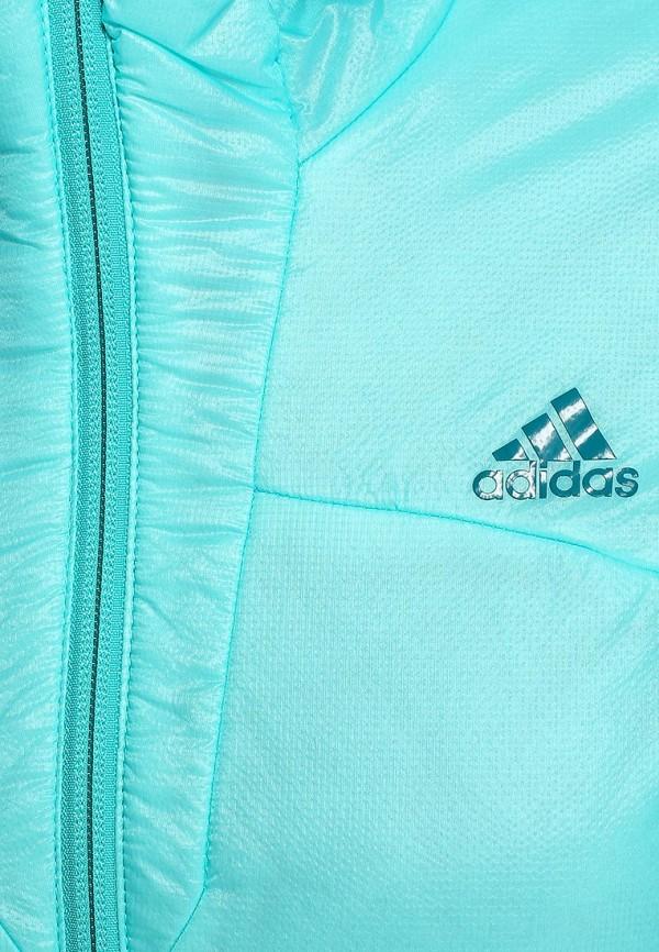 Куртка Adidas Performance (Адидас Перфоманс) F88691: изображение 4