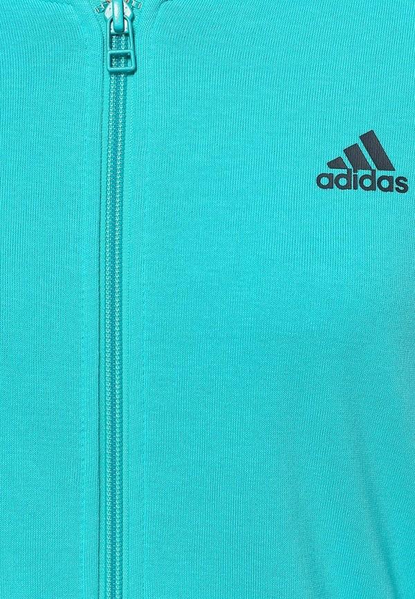 Толстовка Adidas Performance (Адидас Перфоманс) M34022: изображение 3