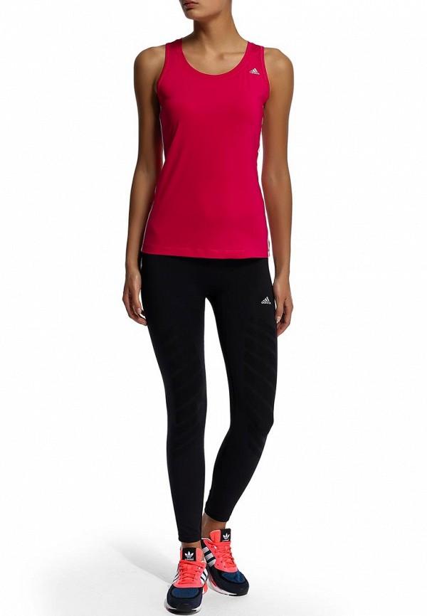 Женские спортивные брюки Adidas Performance (Адидас Перфоманс) D89678: изображение 5