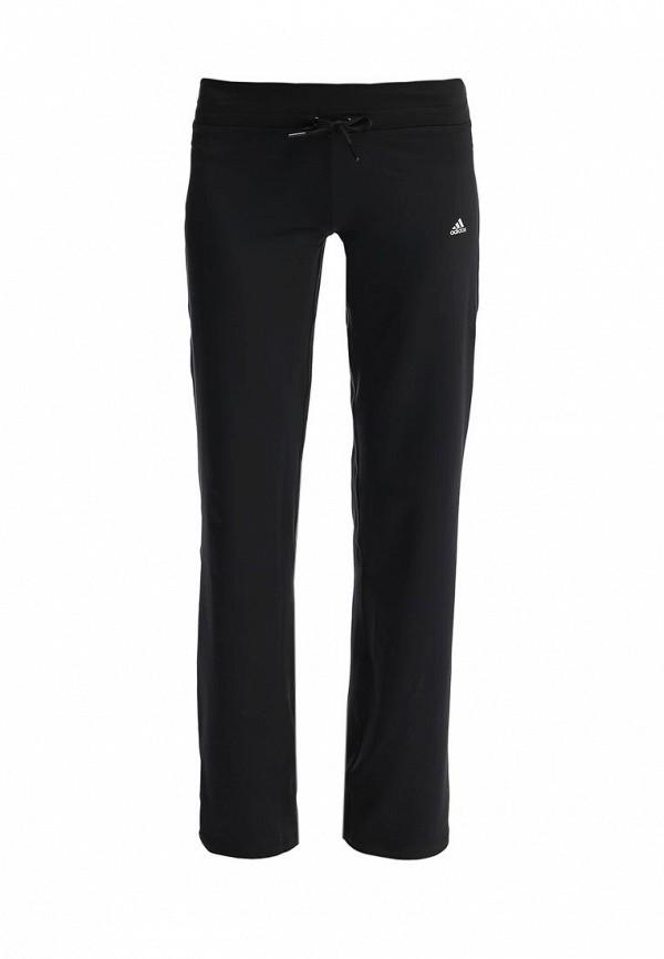 Женские спортивные брюки Adidas Performance (Адидас Перфоманс) D89711: изображение 1