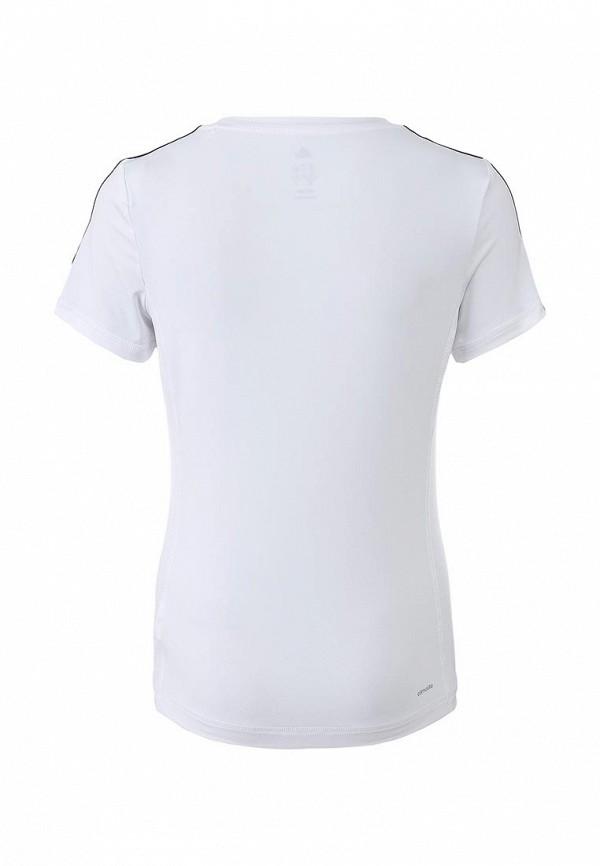 Спортивная футболка Adidas Performance (Адидас Перфоманс) D89744: изображение 3
