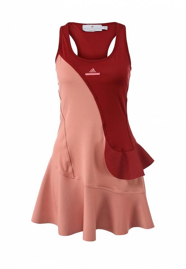 Платье-мини Adidas Performance (Адидас Перфоманс) F96560: изображение 1