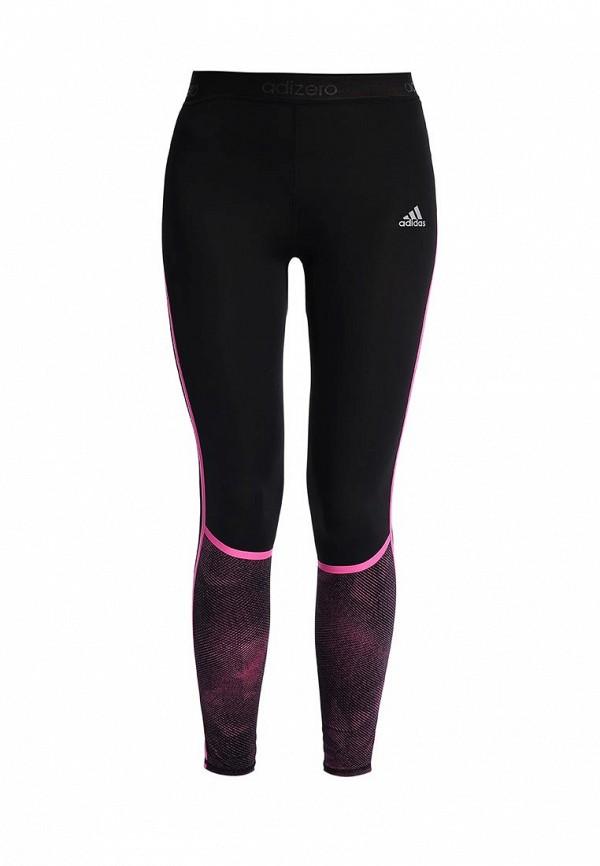 Женские спортивные брюки Adidas Performance (Адидас Перфоманс) F92683: изображение 1