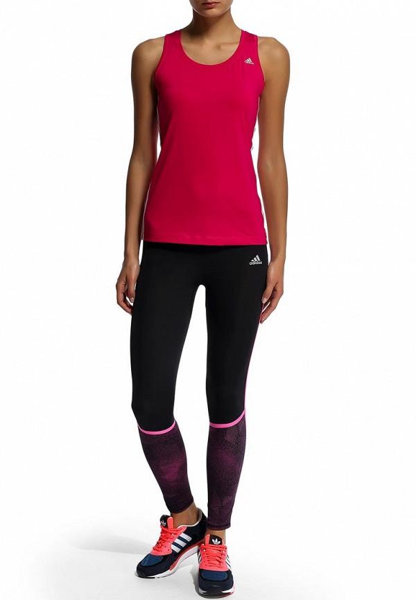Женские спортивные брюки Adidas Performance (Адидас Перфоманс) F92683: изображение 5