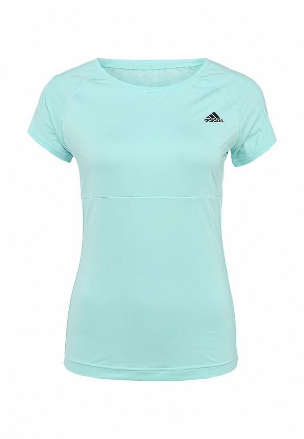 Спортивная футболка Adidas Performance (Адидас Перфоманс) M67083: изображение 1