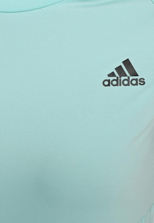 Спортивная футболка Adidas Performance (Адидас Перфоманс) M67083: изображение 2