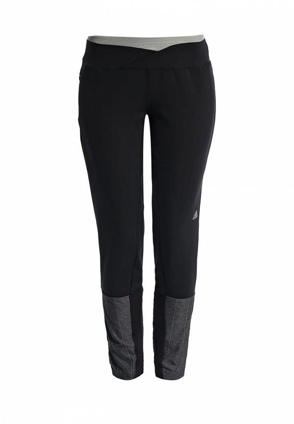 Женские спортивные брюки Adidas Performance (Адидас Перфоманс) G89633: изображение 1