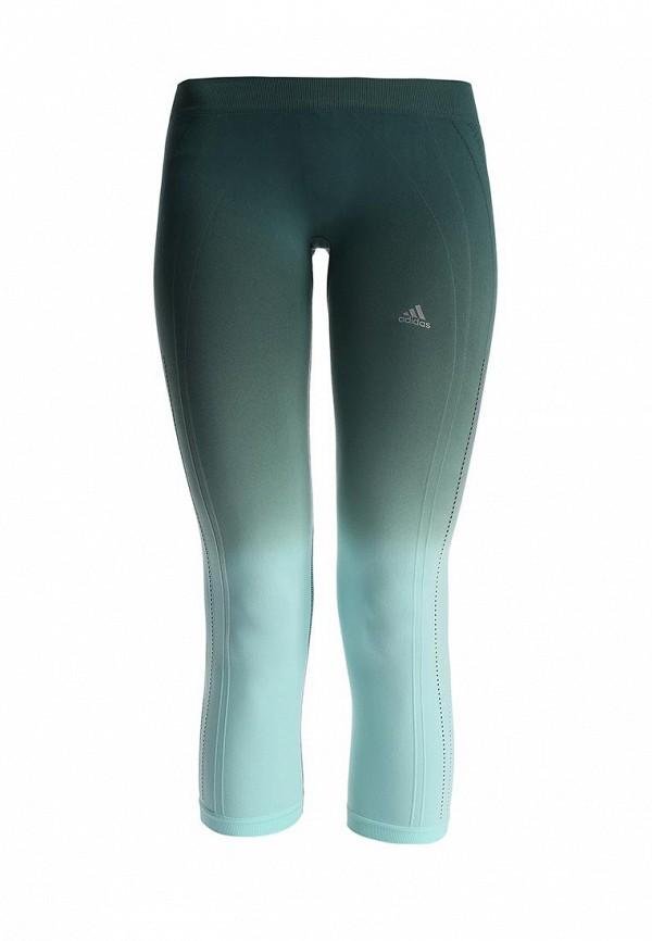 Женские спортивные брюки Adidas Performance (Адидас Перфоманс) M67054: изображение 1