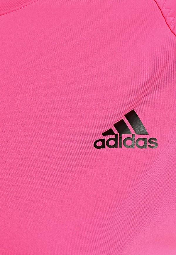 Спортивная футболка Adidas Performance (Адидас Перфоманс) M67084: изображение 2