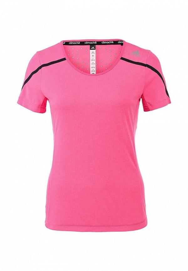 Спортивная футболка Adidas Performance (Адидас Перфоманс) M34368: изображение 1