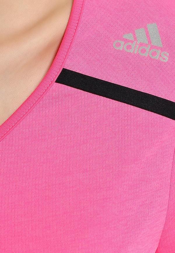 Спортивная футболка Adidas Performance (Адидас Перфоманс) M34368: изображение 3