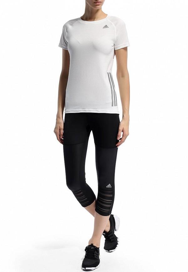 Спортивная футболка Adidas Performance (Адидас Перфоманс) G89634: изображение 3