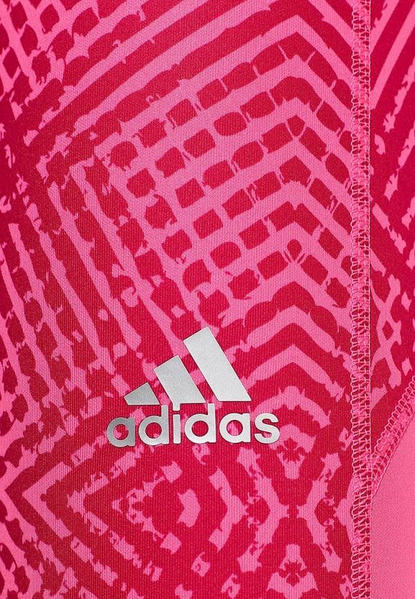Женские бриджи Adidas Performance (Адидас Перфоманс) M63441: изображение 4