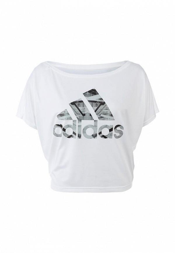 Спортивная футболка Adidas Performance (Адидас Перфоманс) M35147: изображение 1