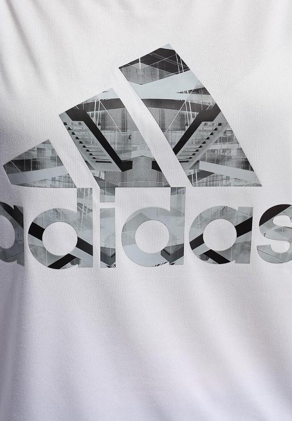 Спортивная футболка Adidas Performance (Адидас Перфоманс) M35147: изображение 3