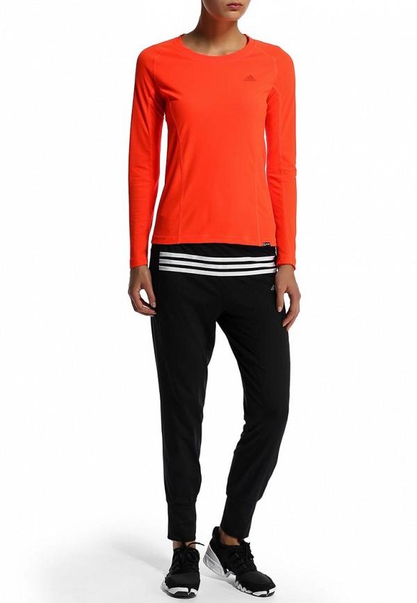 Женские спортивные брюки Adidas Performance (Адидас Перфоманс) M64081: изображение 5