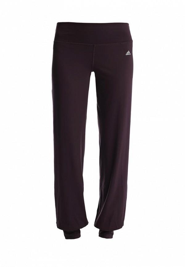 Женские спортивные брюки Adidas Performance (Адидас Перфоманс) M66037: изображение 1