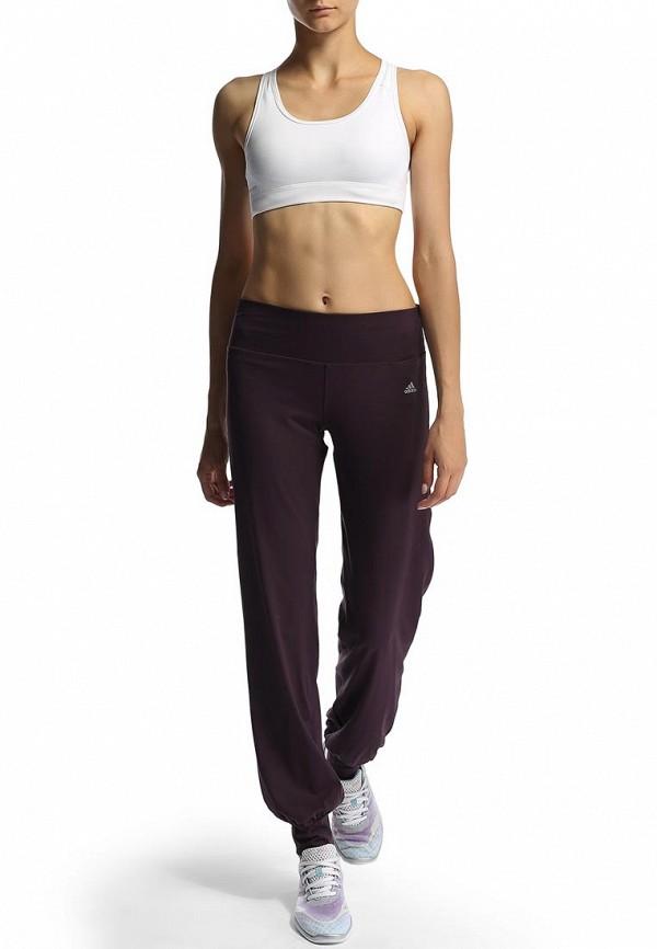Женские спортивные брюки Adidas Performance (Адидас Перфоманс) M66037: изображение 5