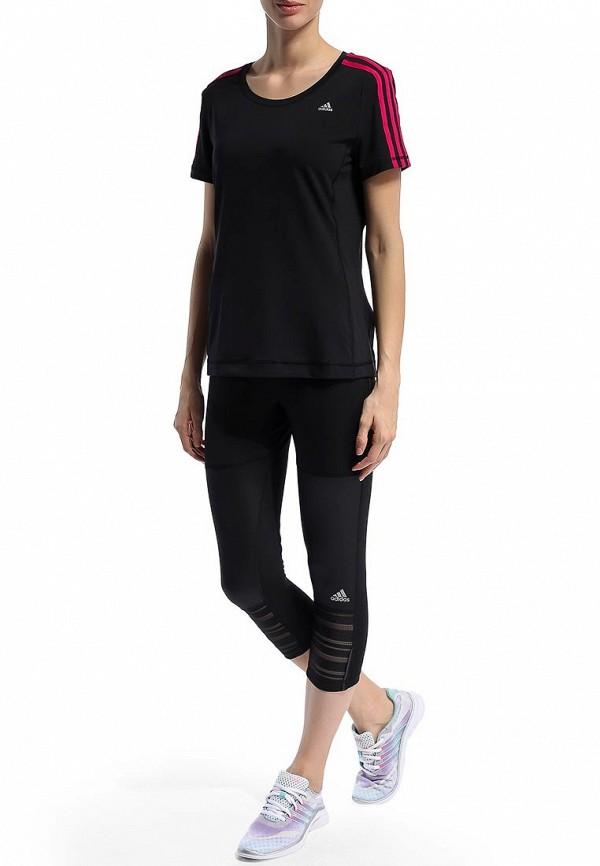 Спортивная футболка Adidas Performance (Адидас Перфоманс) M65764: изображение 3