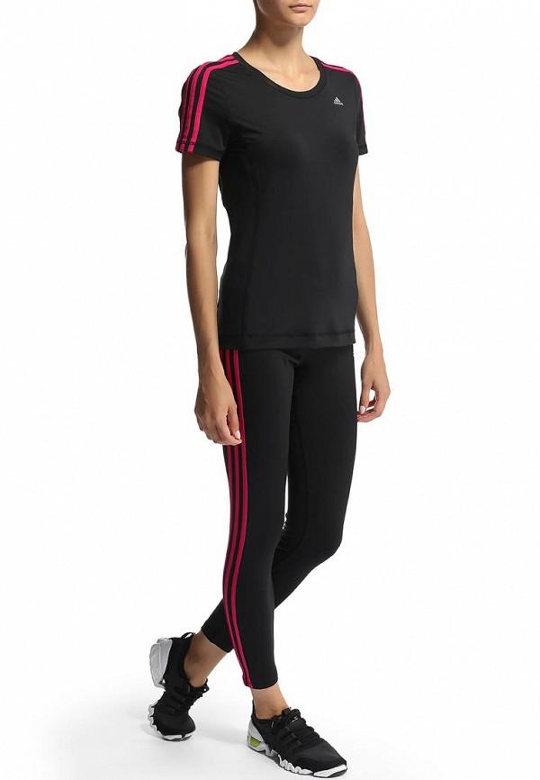 Женские спортивные брюки Adidas Performance (Адидас Перфоманс) M65809: изображение 3