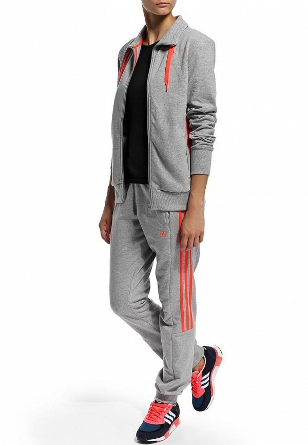 Олимпийка Adidas Performance (Адидас Перфоманс) M66733: изображение 5