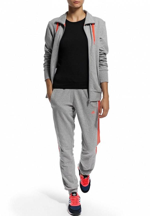Женские спортивные брюки Adidas Performance (Адидас Перфоманс) M66737: изображение 5