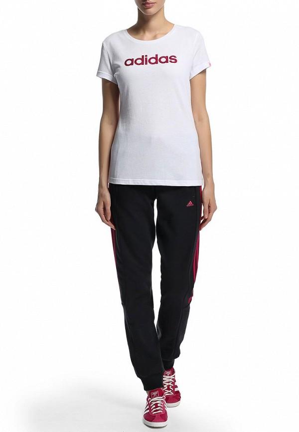 Спортивная футболка Adidas Performance (Адидас Перфоманс) M68085: изображение 3