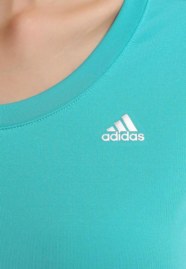 Спортивная футболка Adidas Performance (Адидас Перфоманс) M35367: изображение 2