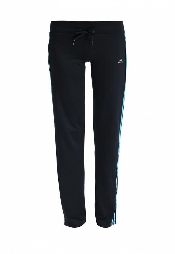 Женские спортивные брюки Adidas Performance (Адидас Перфоманс) D89766: изображение 1