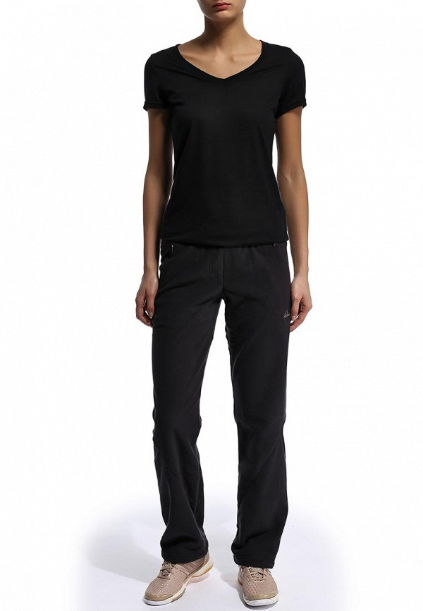 Женские утепленные брюки Adidas Performance (Адидас Перфоманс) G91555: изображение 4