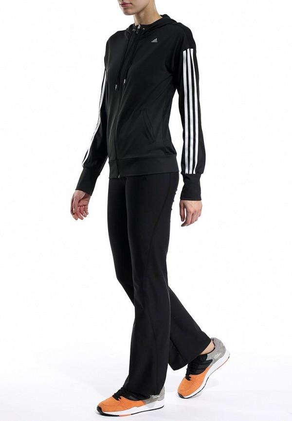 Женские спортивные брюки Adidas Performance (Адидас Перфоманс) D89530: изображение 3