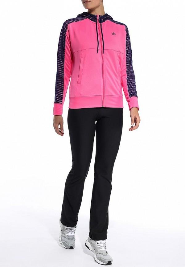 Женские спортивные брюки Adidas Performance (Адидас Перфоманс) S19379: изображение 3