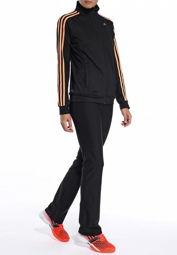 Женские спортивные брюки Adidas Performance (Адидас Перфоманс) S19380: изображение 3