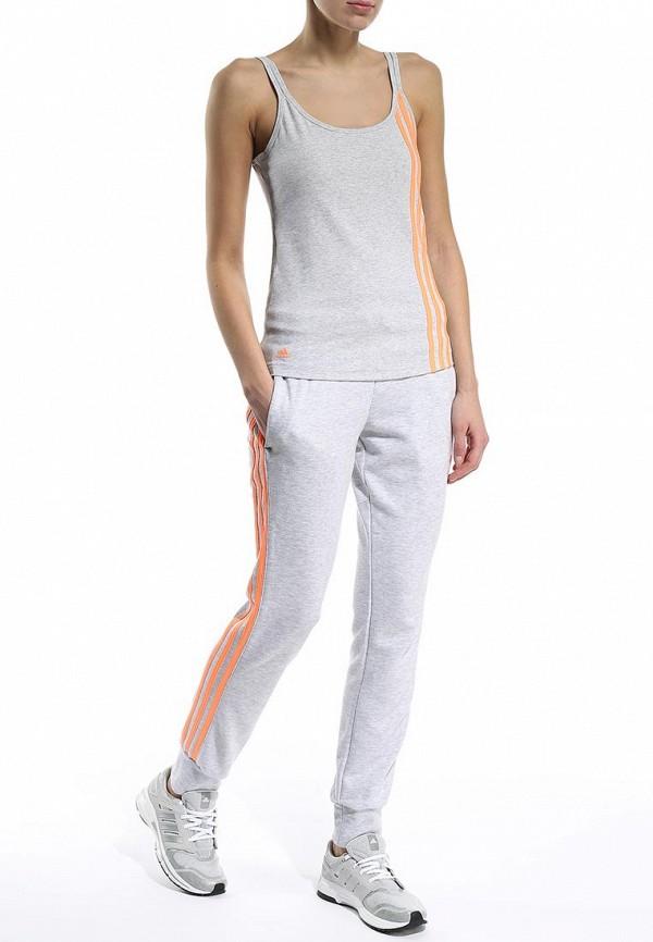 Женские спортивные брюки Adidas Performance (Адидас Перфоманс) S21008: изображение 3