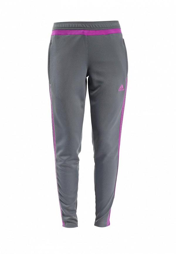 Женские спортивные брюки Adidas Performance (Адидас Перфоманс) S30166: изображение 1